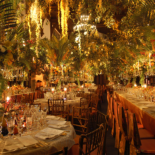 A jungle themed event that will have you roaring into the evening.