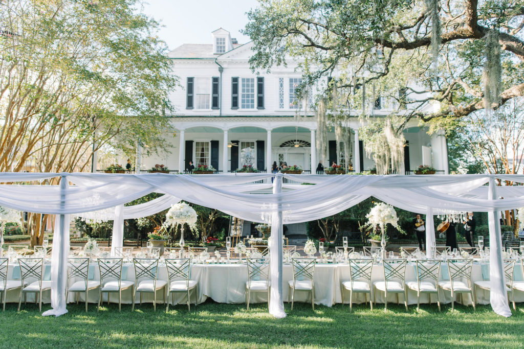 A Home Run For A Charleston Wedding David Tutera