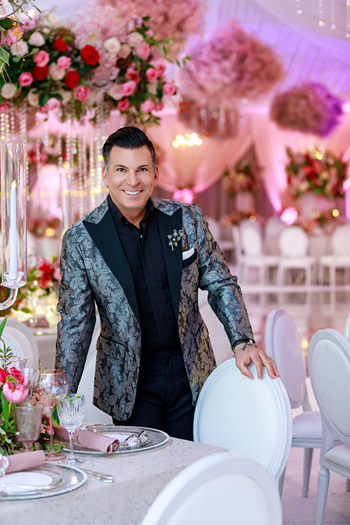 David Tutera Event Planner Fashion Designer Wedding Expert