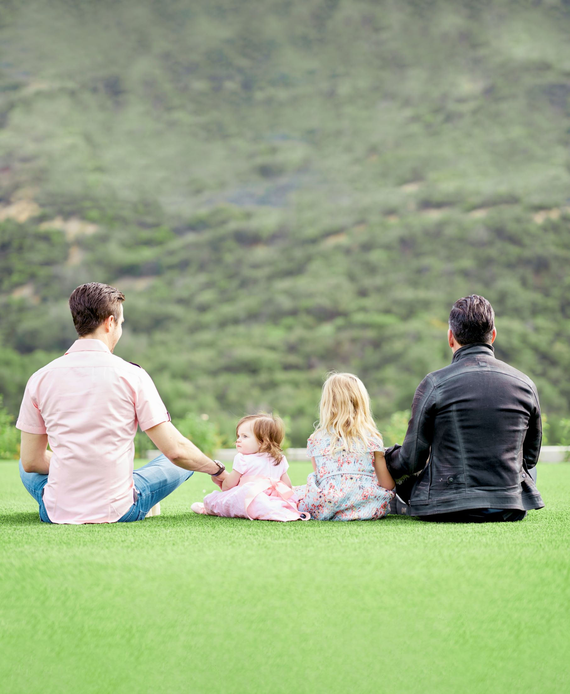 Gracie family grass
